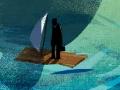 Wydrzyńscy  ilustracja w cieniu matki