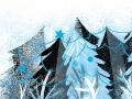 Zima Nieni ilustracja